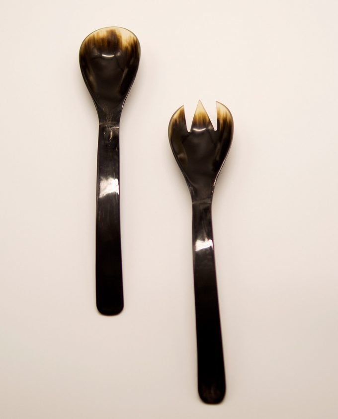 Fork & Spoon bone length 26 cm