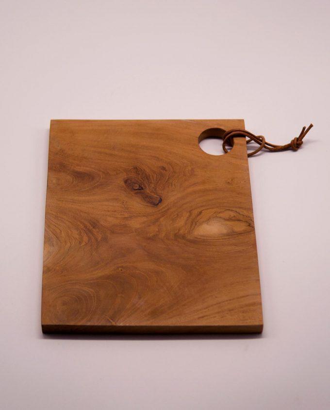 Ξύλο Τικ κοπής μήκος 25 cm