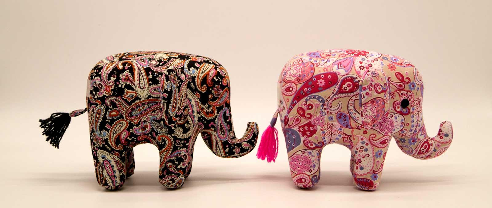 elephants-fabric