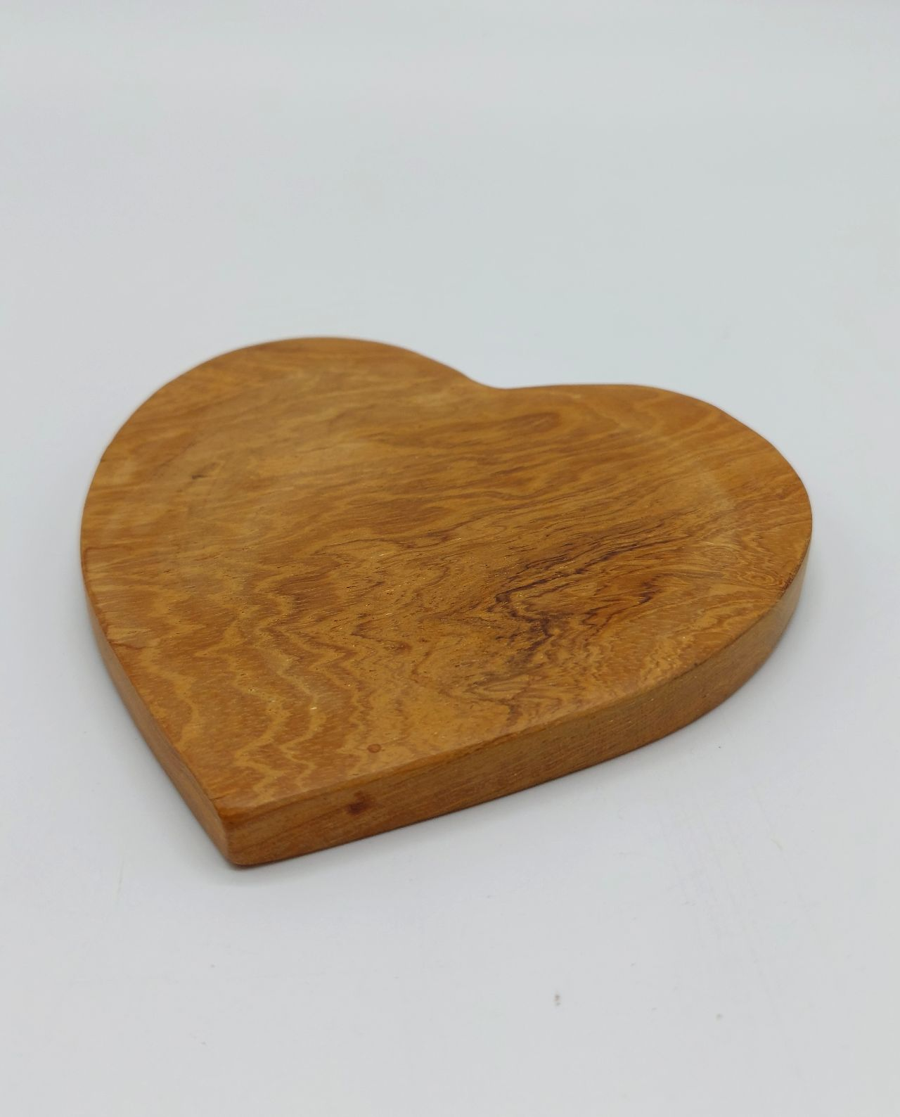Coaster Teak Wood Heart