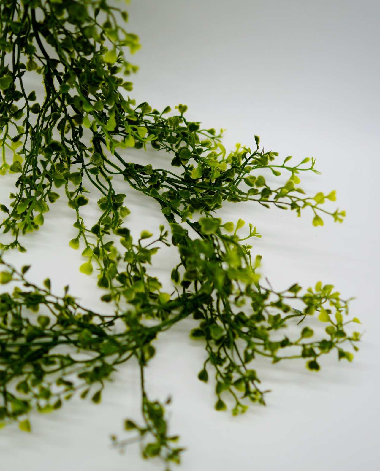 Γιρλάντα από τεχνητά φύλλα ύψους 180 cm